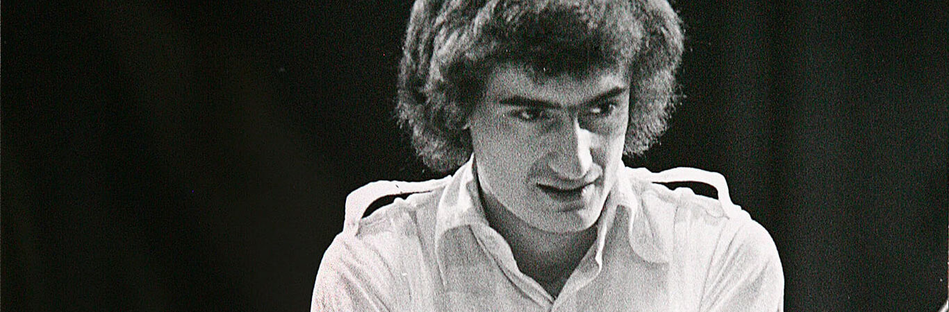 Katowice, RDM, 1981 rok, Jacek Kaspszyk