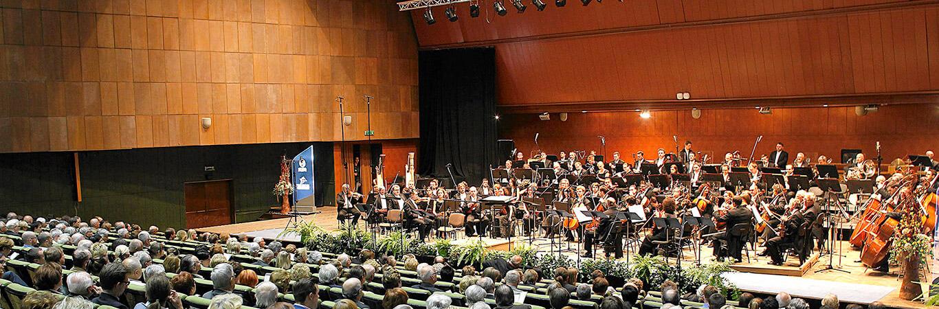 Katowice, 13.06.2013, ostatni koncert w starej siedzibie orkiestry