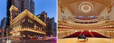 Carnegie Hall, Nowy Jork