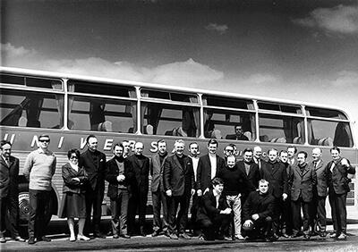 NOSPR w trasie, około 1968 roku