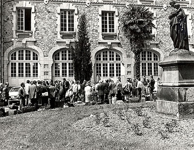 Francja, Limoges, maj 1979 roku