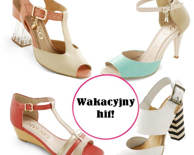 a6baf9247d940 Ryłko: modne sandały z nowej kolekcji