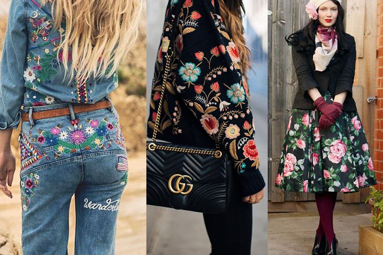 09706d8603 Kwiatowy wzór na zimę - sprawdź modne inspiracje!