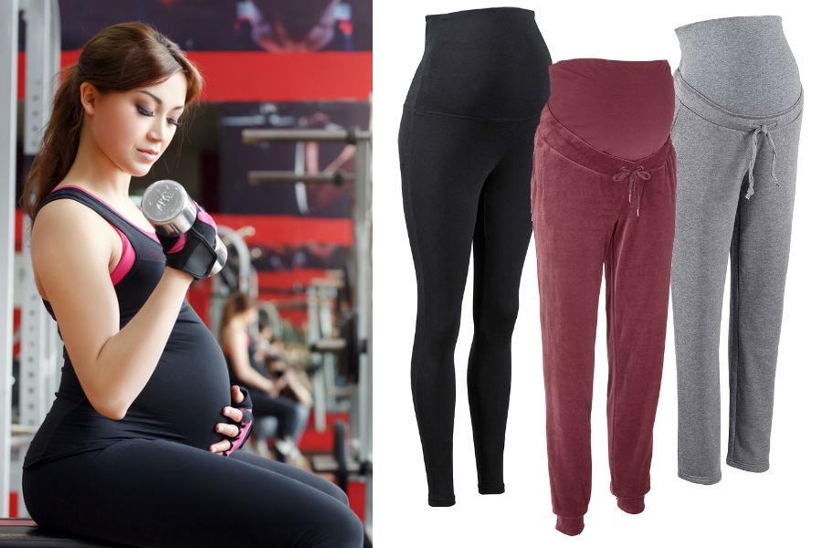 5f551f54 Ubrania sportowe dla przyszłych mam - bądź fit także w ciąży! I ...