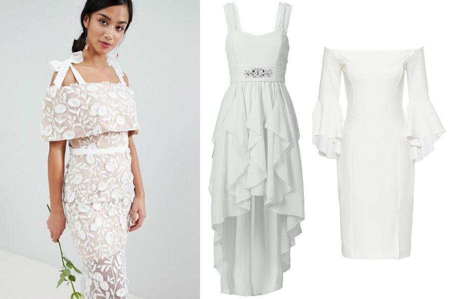 Sukienki Na ślub Cywilny Skromnie Czy Z Rozmachem