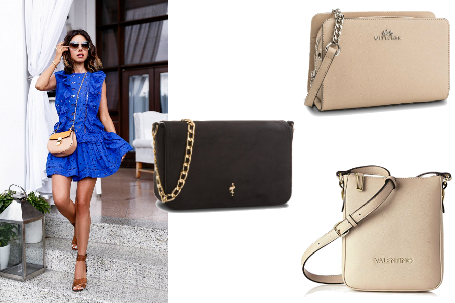 c870221533 Jakie dodatki do niebieskiej sukienki  Stylowe modele i pasujące do ...