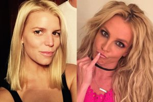 Jessica Simpson, Britney Spears