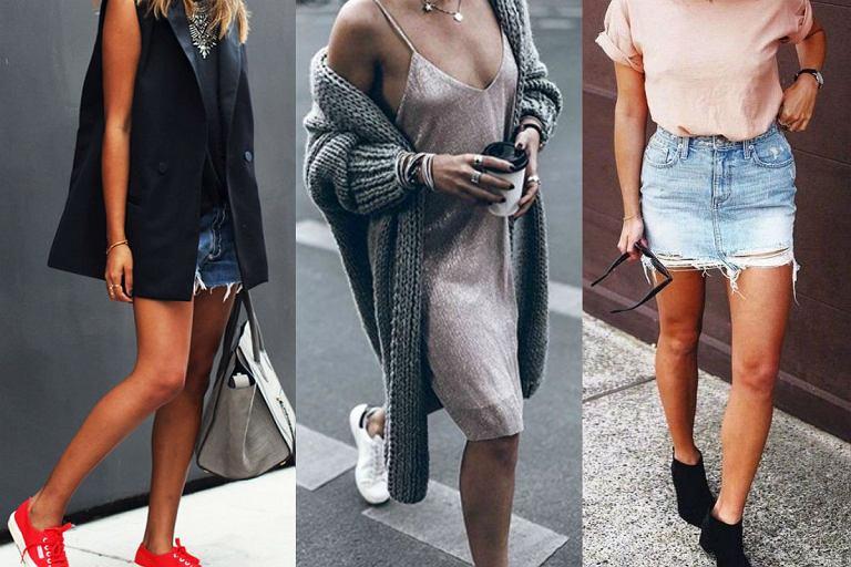 6914e8a454 Lato w mieście - stylizacje w stylu streetwear
