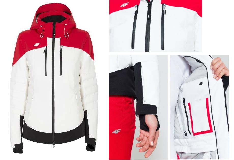 275bd68388bee Kurtki narciarskie damskie, czyli moda z górskich stoków