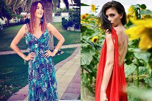 eb1460c9cd Piękne sukienki maxi z wyprzedaży  wolisz wzorzystą czy gładką  Mamy  przecenione modele