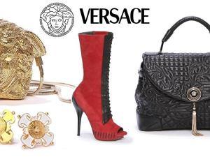 fb3c68d1a34bb Versace - kolekcja akcesoriów j/z 11/12