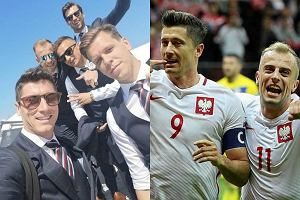 Lewandowski, Grosicki