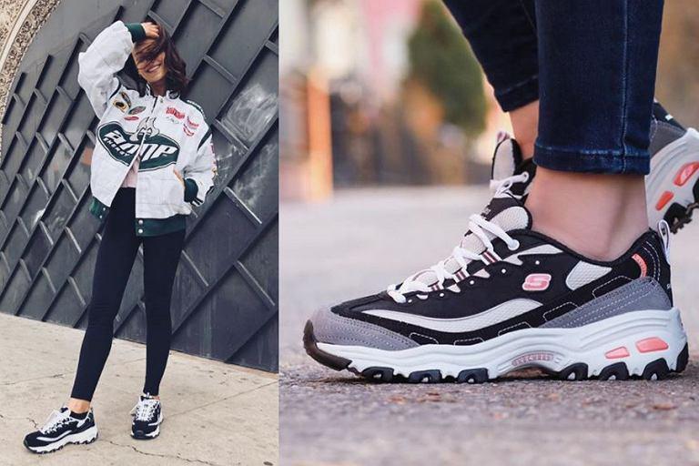 5bbd48a46e Skechers - buty sportowe idealne na co dzień