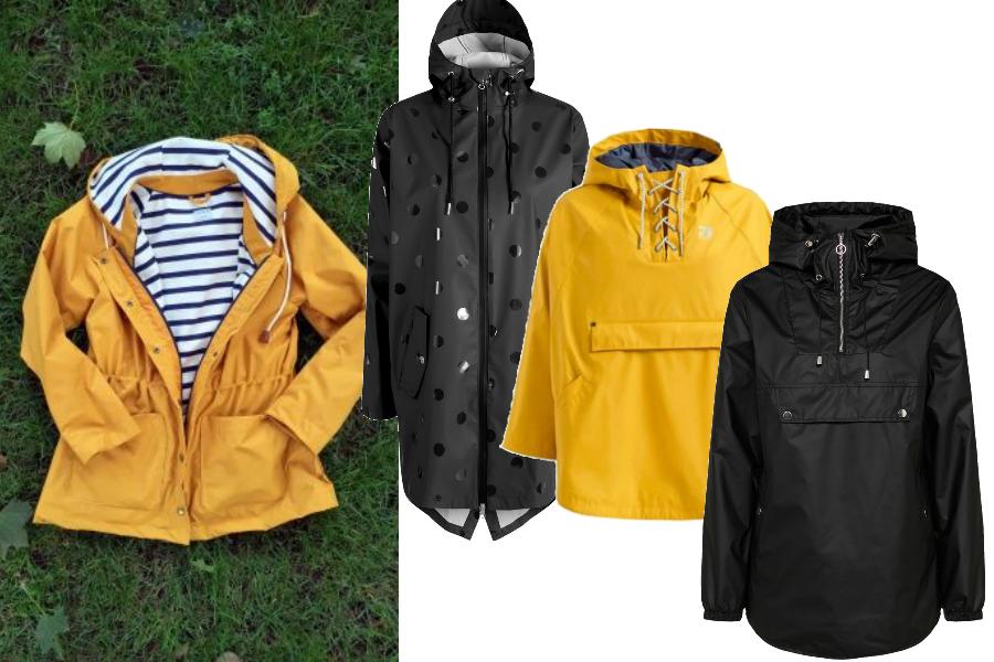 2ed6b3de4 Płaszcze i kurtki przeciwdeszczowe - przygotuj się na każdą pogodę