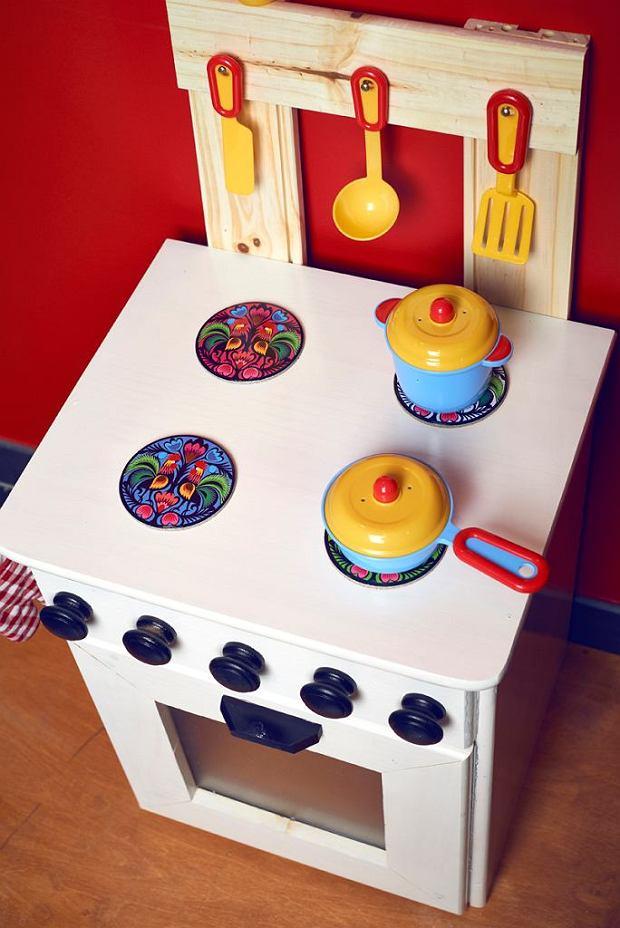 Kuchnia Drewniana Dla Dzieci Zrób To Sam