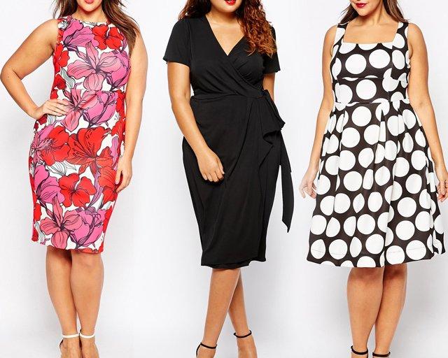 925fb06ce6 Moda w rozmiarze XXL  sukienki dla kobiet plus size