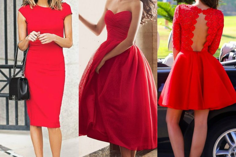 6e4fcb42a8c0 Czerwone sukienki na lato - przegląd najładniejszych modeli!
