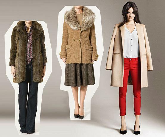 5f09373295 Kolekcja płaszczy Zara na jesień i zimę 2010 11