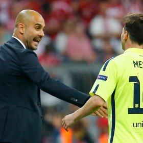 91035dcdf Guardiola w Manchesterze City chce nowych. Czy jednym z nich jest Leo Messi?