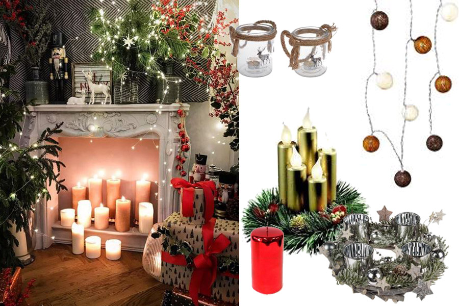 Najpiękniejsze świąteczne Dekoracje Na święta Za 120 Zł
