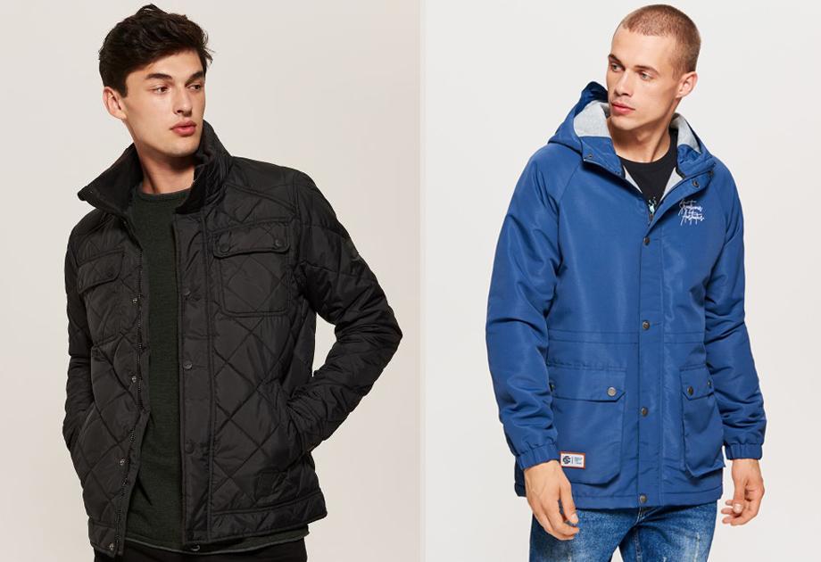 a3d953a36717 Zimowe kurtki męskie. Dużo modeli polskich marek i w atrakcyjnych cenach