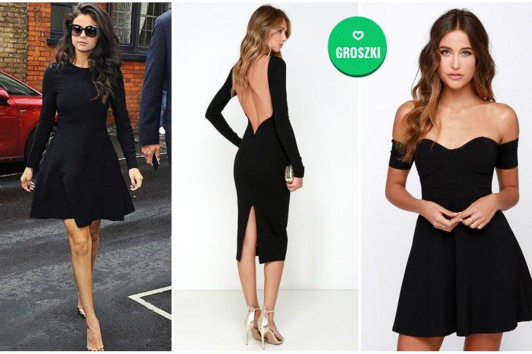 19e6a192f4 Mała czarna - sukienka na każdą okazję