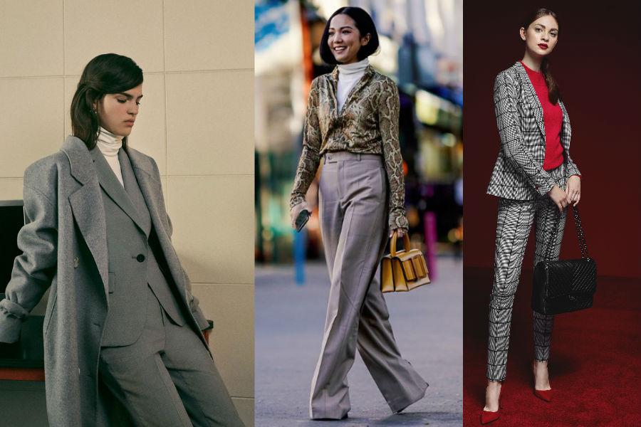 e66c4a25 Eleganckie spodnie do pracy