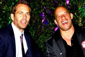 Paul Walker i Vin Diesel.