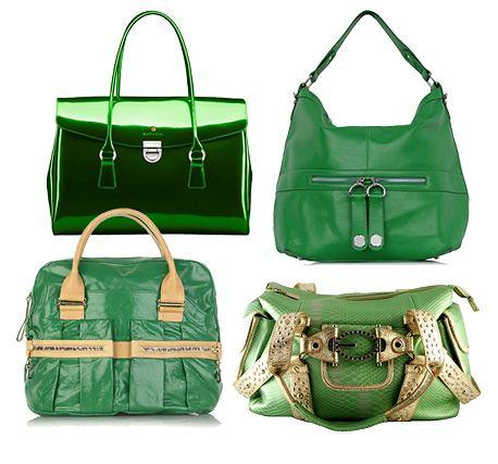 7b7329160bb2b Drożej taniej  zielone torby