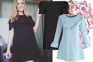 3ef49c8272 Sukienki oversize z wyprzedaży  czarna w stylu Żmudy-Trzebiatowskiej czy w  kwiaty  Mamy piękne modele na lato!