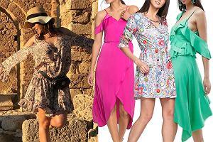 5338aa8de3 Sukienki w stylu Katarzyny Cichopek - delikatne i kobiece