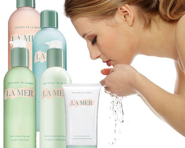 12261f55f679b Produkty La Mer do oczyszczania twarzy