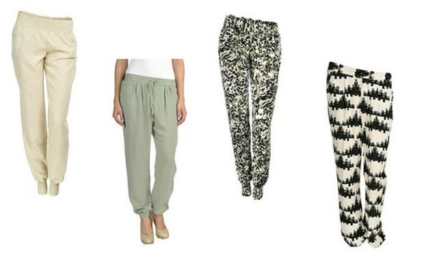 165ddaa7 Trend alarm: spodnie alladynki