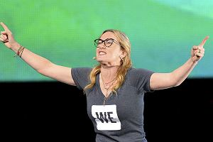 Kate Winslet podczas WE Day UK