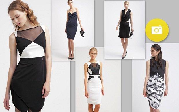 fc8b3352b6 Dopasowane sukienki koktajlowe - jakie wybrać