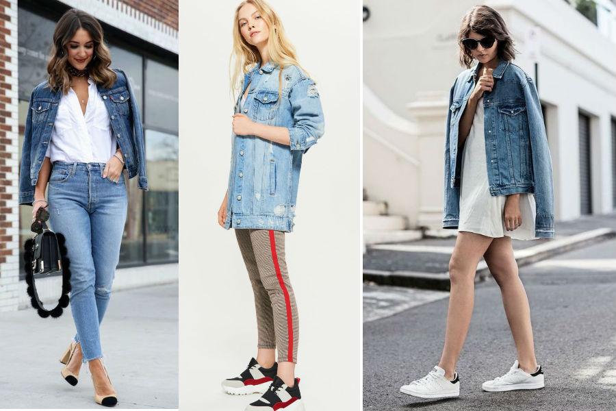 05110af1 Kurtka jeansowa - piękne modele znanych marek na wiosnę