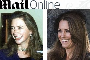 Tiggy Legge-Bourke i Kate Middleton
