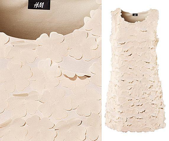 2a6a0f115d Ażurowa sukienka H M