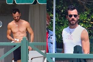 Emma Stone i Justin Theroux we Francji