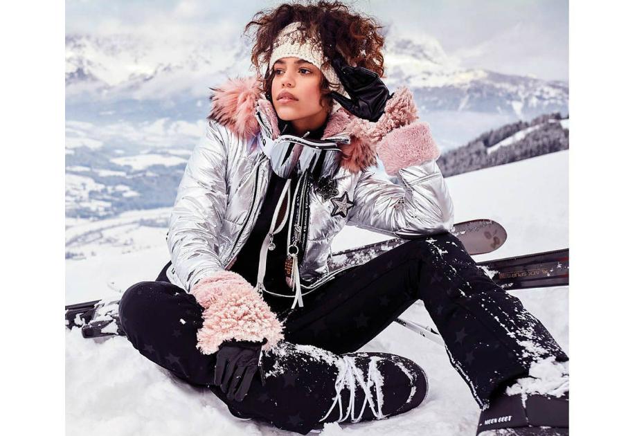 5147cdf62eab5e Kurtki narciarskie damskie, czyli moda z górskich stoków