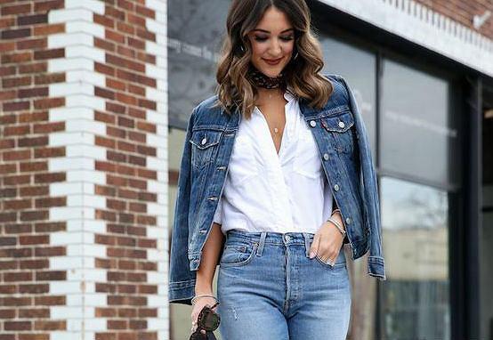 b16114e9ad29c Kurtka jeansowa - piękne modele znanych marek na wiosnę