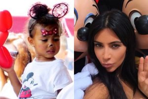 North West i Kim Kardashian