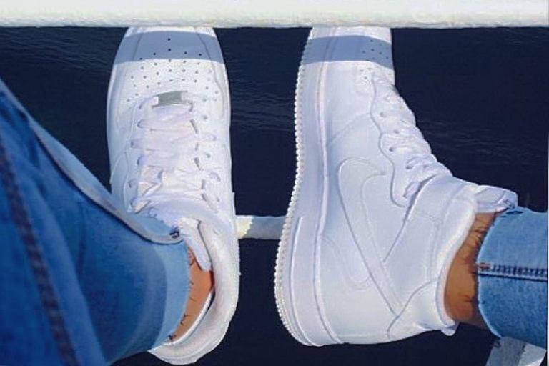 e1ca11cb7b Nike Air Force 1- najmodniejsze sneakersy tej wiosny