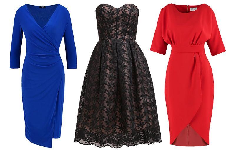 9e2d908587 Jesienne stylizacje  jaką sukienkę wybrać na wesele