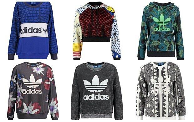 Damskie bluzy Adidasa odkryj z nami najciekawsze modele