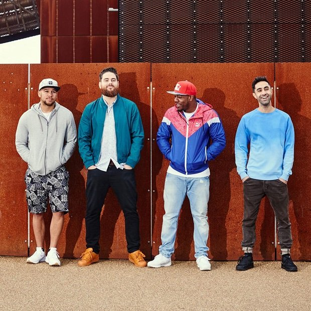 "Rudimental i John Newman nagrali piosenkę na potrzeby filmu ""Kill Your Friends""."
