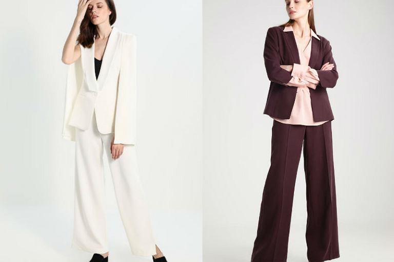 b6743414bf787 Piękne modele damskich garniturów. Jak je nosić, żeby czuć się kobieco?