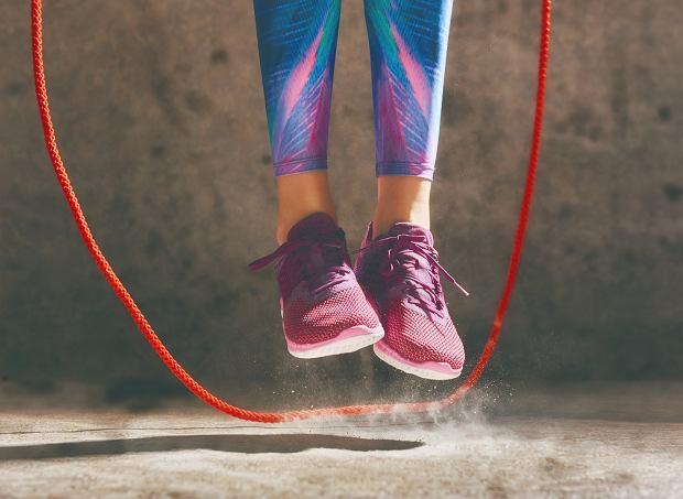 Jak skakać na skakance, żeby schudnąć?
