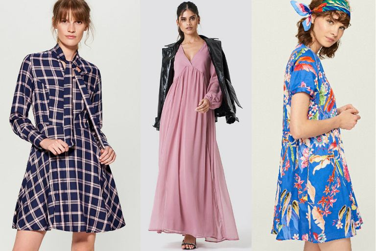 40e158ef30 7 fasonów sukienek idealnych na jesień