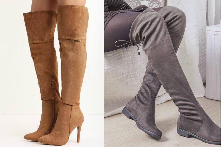 87be7603 Kozaki damskie - buty idealne na jesienne dni